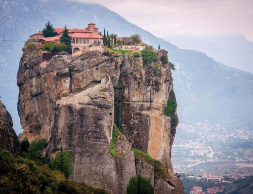 Meteora – A Marvel of Nature