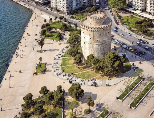 Urban Tour in Thessaloniki